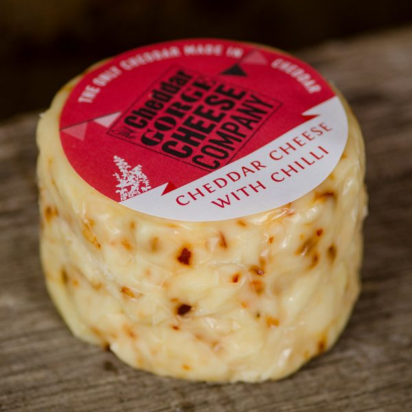 Cheddar Gorge Cheddar with Chilli