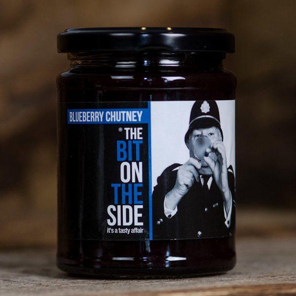 Blueberry Chutney