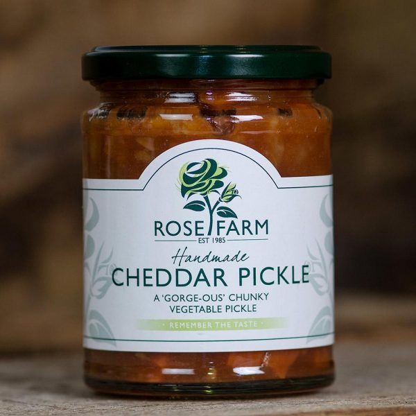 Rose Farm Cheddar Pickle