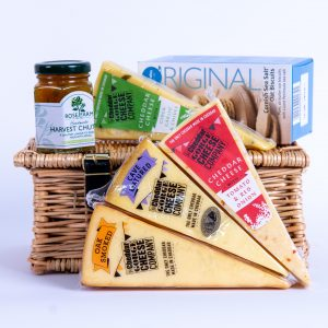Cheddar Gorge Four Cheese Hamper 3