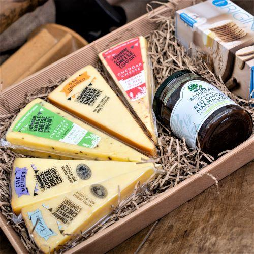 Five Cheese Selection Tray