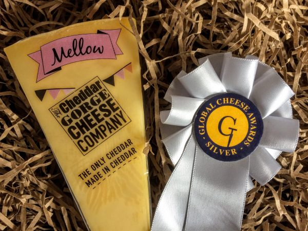 Cheddar Gorge Mellow Cheddar Global Cheese Awards
