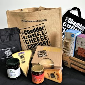 The Ultimate Cheddar Gorge Gift Bag