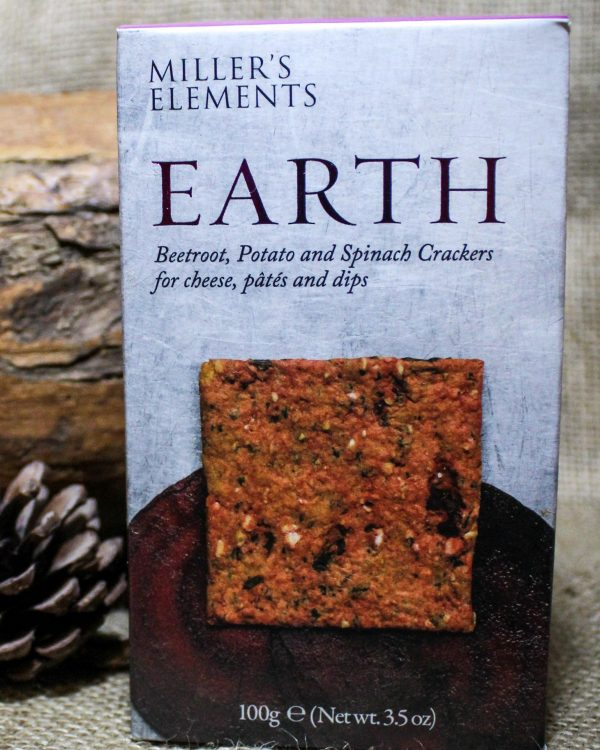 Millers Elements Earth Crackers